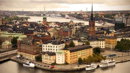 ITU World Triathlon Series kommer till Stockholm