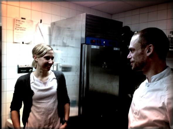 Lisa Norden och Stefan Eriksson