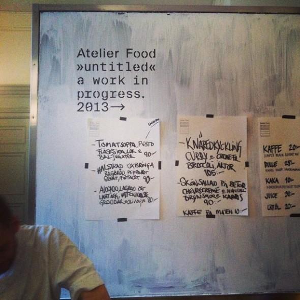 Atelier Food