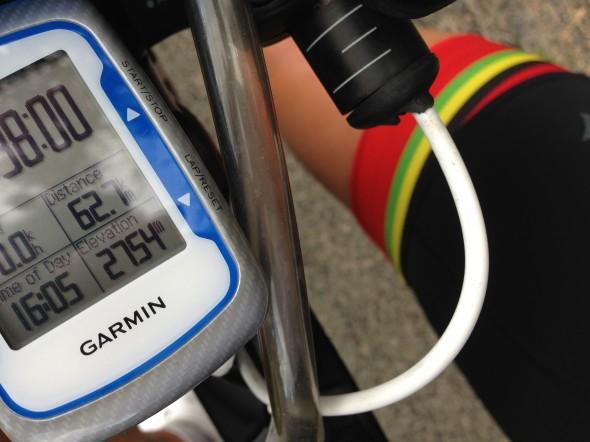 Lisa Norden cyklar i Boulder