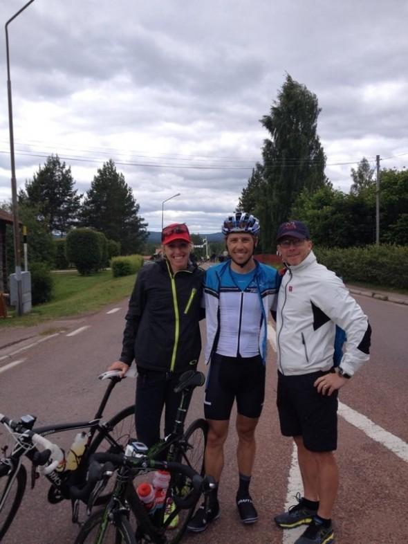 Lisa, Calle och förste langare Crippa