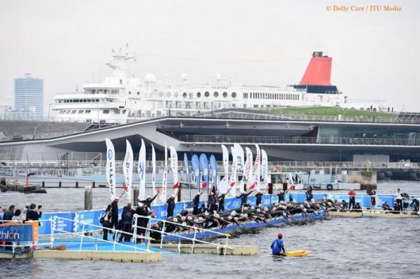 Yokohama WTS 2015