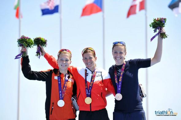 Lisa Norden takes bronze at European Games