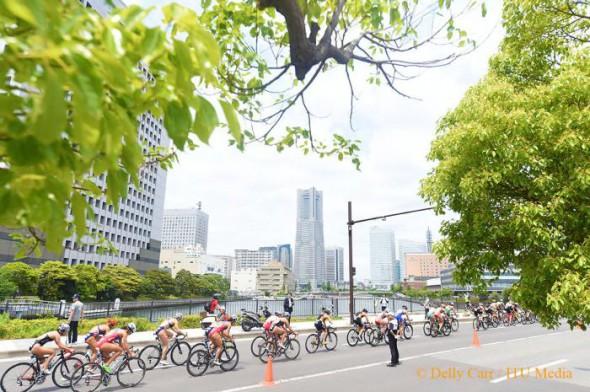Lisa Norden cykel Yokohama 2016
