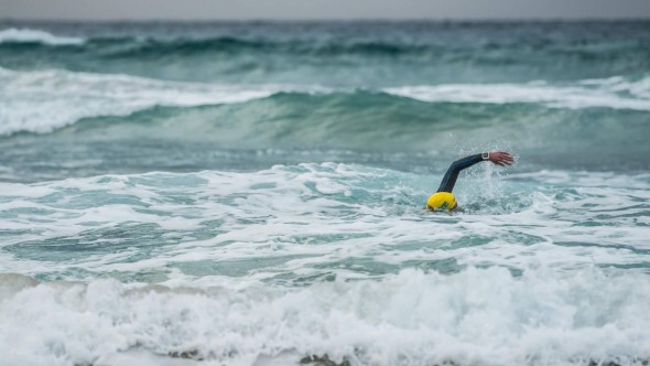Lisa Norden Open Water Swim La Pared